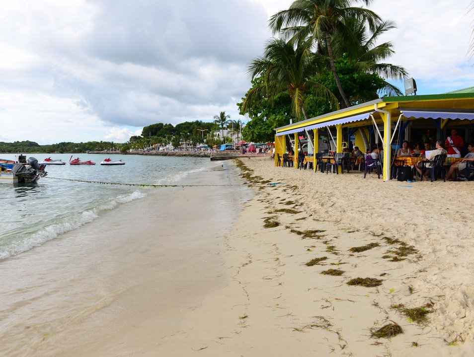 Sainte-Anne Beach Sainte Anne  Guadeloupe