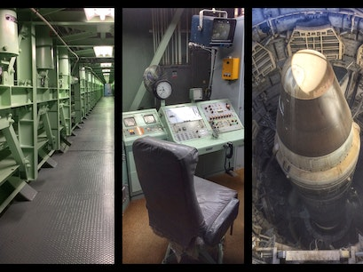 Titan Missile Museum Green Valley Arizona United States