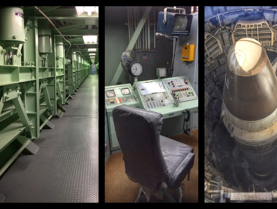 A hole in the ground like no other--the Titan Missile Museum