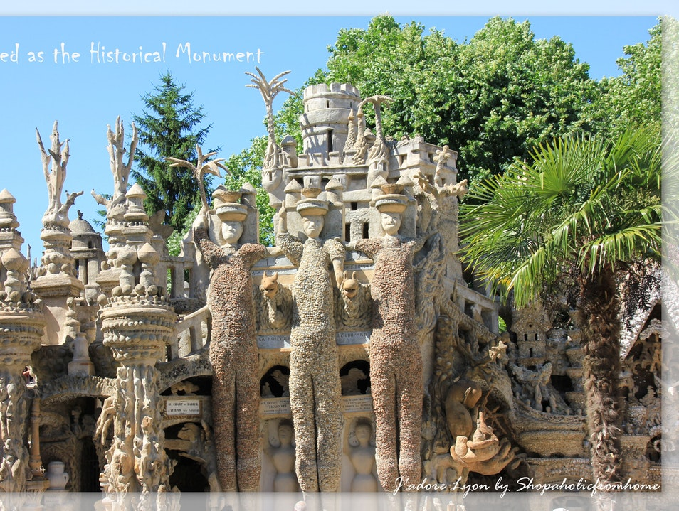 The Postman Cheval Ideal Palace is An Amazing & Stunning Masterpiece Which You Should See Hauterives  France