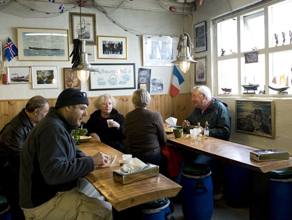 A Reykjavik Must for Seafood Chowders and Authenticity