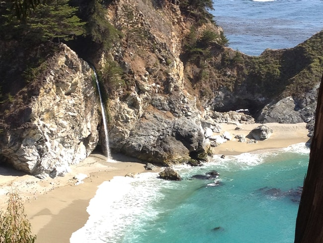 McWay Falls, Julia Pfeiffer State park