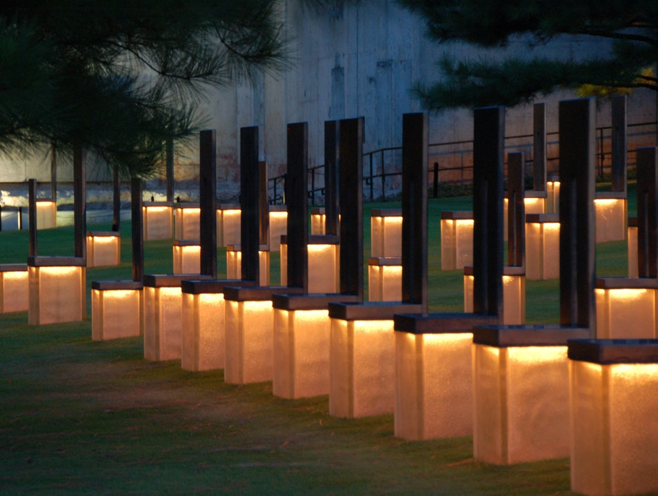 in memoriam  Oklahoma City Oklahoma United States