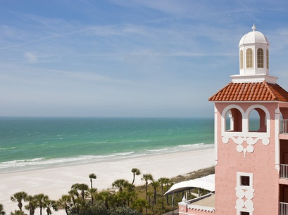 The Don CeSar St. Pete Beach Florida United States
