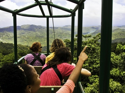 Rainforest Adventures Babonneau  Saint Lucia