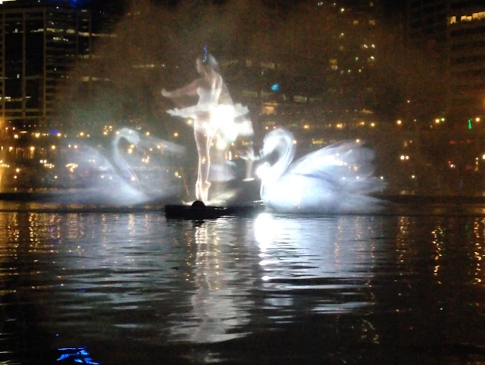 Water Theater Sydney  Australia