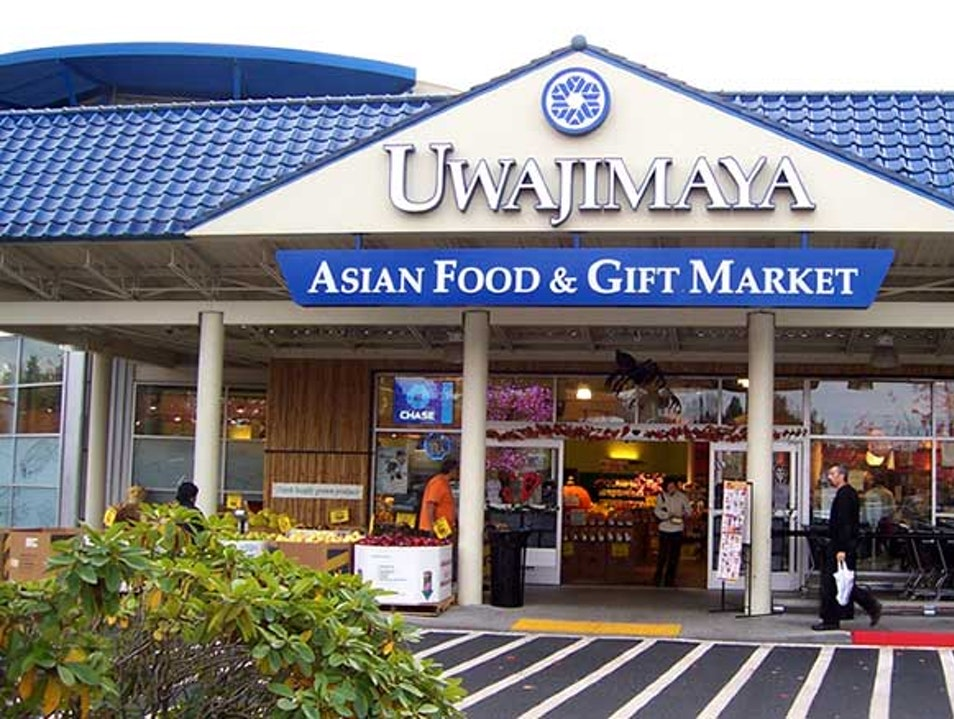 Pan-Asian Market Supreme Bellevue Washington United States