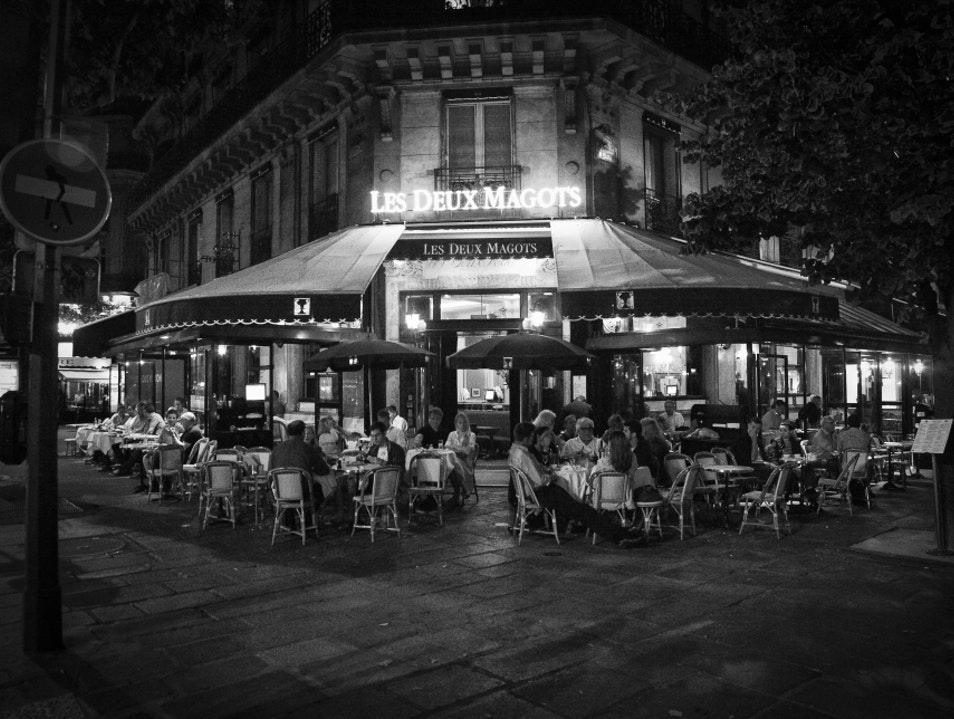 A Writer's Place to Linger Paris  France