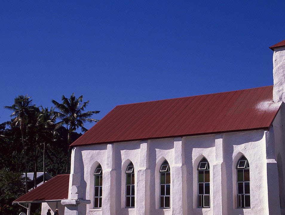 Cook Islands Christian Church Avarua District  Cook Islands