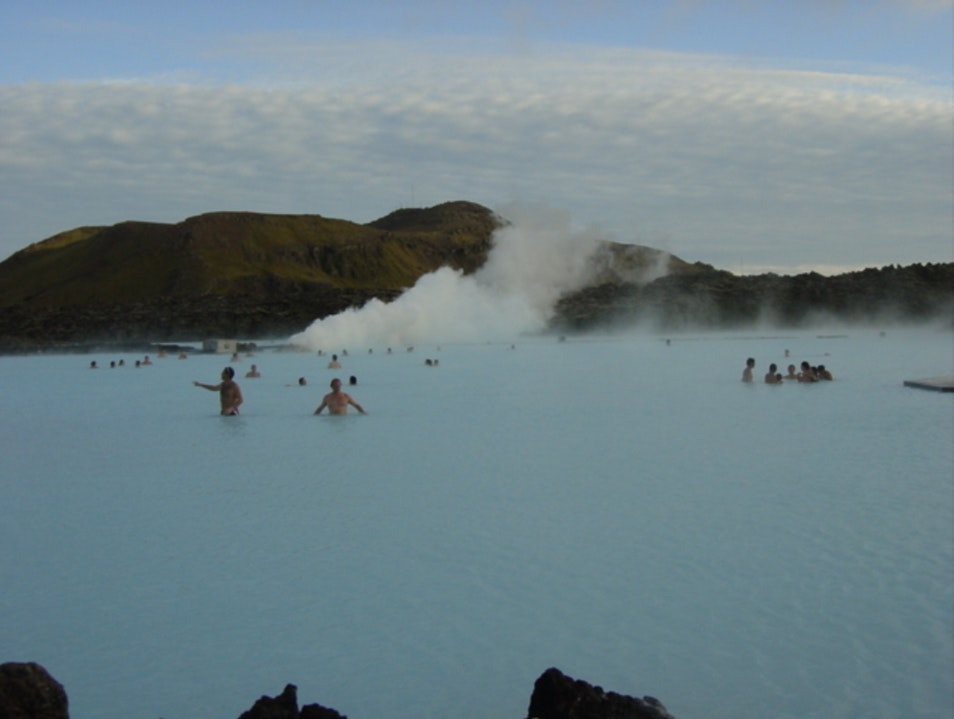 Simmering in Silica: Thawing Out in Iceland Southern Peninsula Region  Iceland