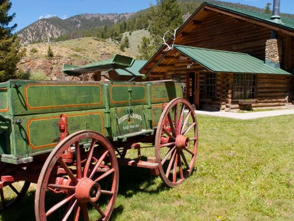 Go Beyond the Guest Ranch Gallatin Gateway Montana United States