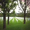 Meuse-Argonne American Military Cemetery and Monument Romagne Sous Montfaucon  France