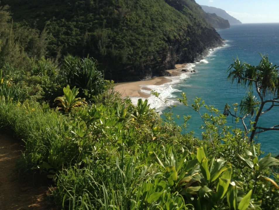 Choose-Your-Own-Adventure Hiking Along Kauai's Na Pali Coast Kapaa Hawaii United States