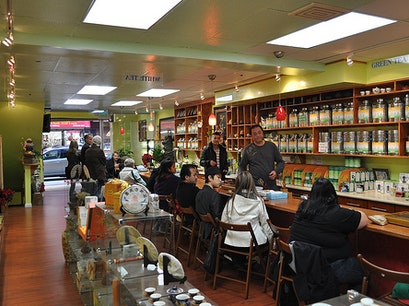 Vital Tea Leaf San Francisco California United States