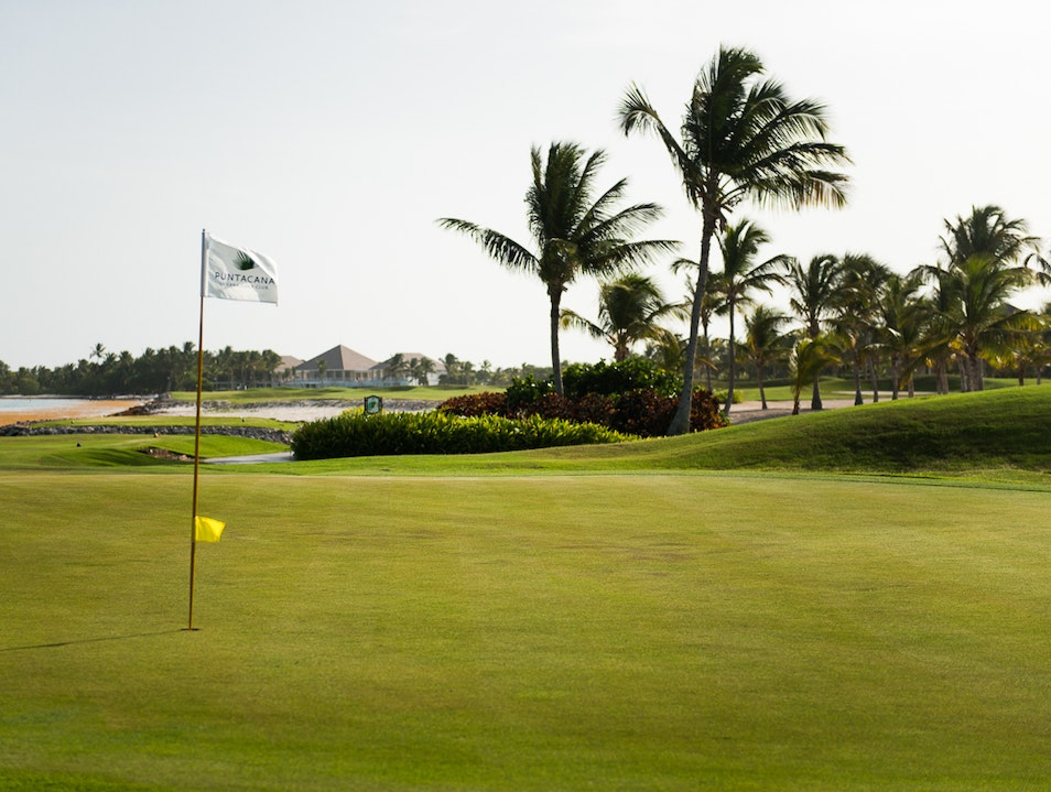 Tee Off By the Sea Punta Cana  Dominican Republic