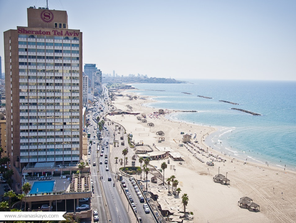 Israel's Seaside Capital of Style and Culture Tel Aviv  Israel
