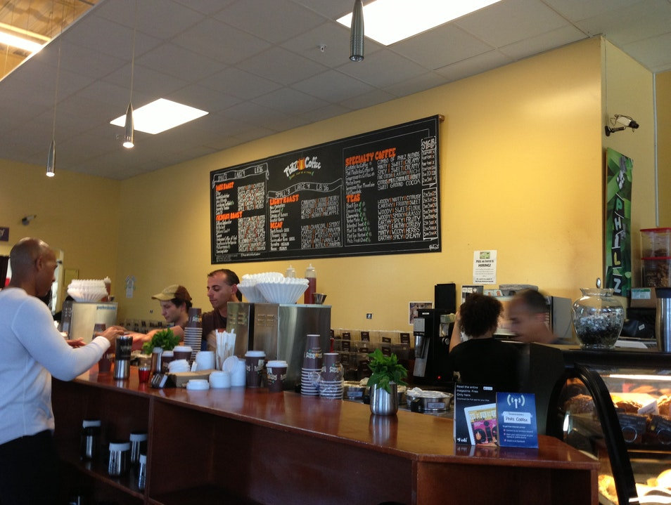 Philz Coffee: Individually Brewed for Each Order Palo Alto California United States