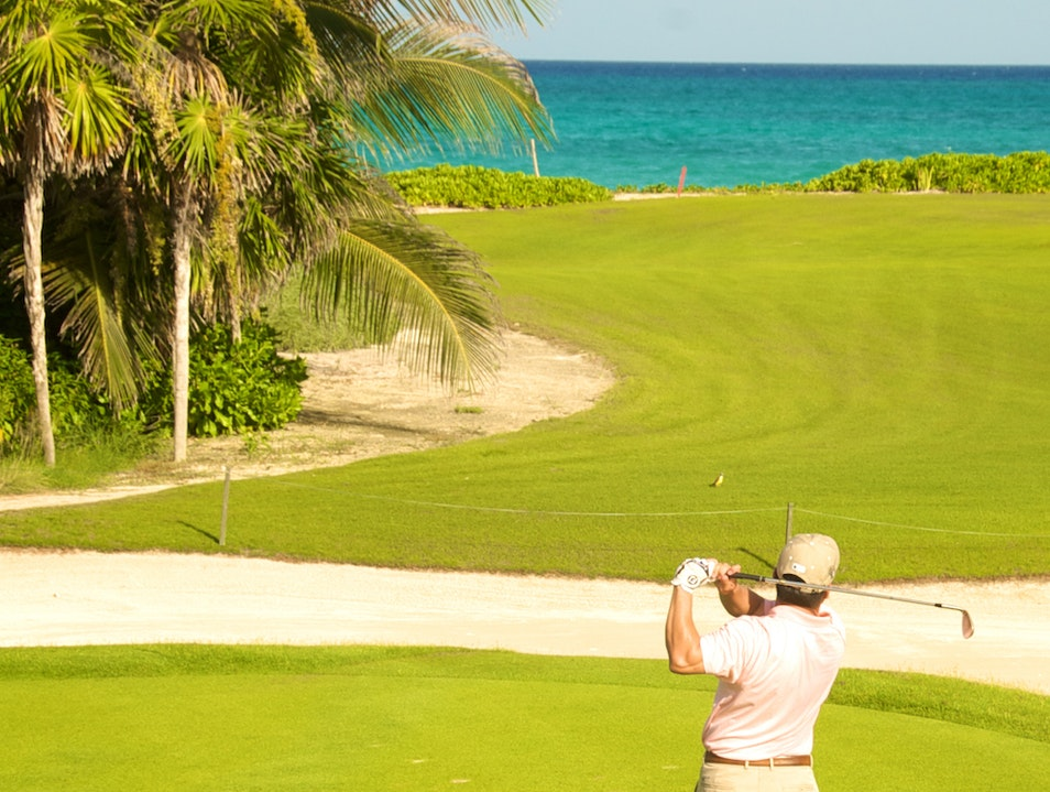 Tee Time Playa Del Carmen  Mexico
