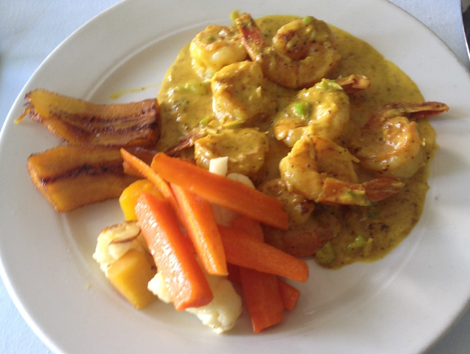 Authentic Caribbean Cuisine in Anguilla South Hill Village  Anguilla