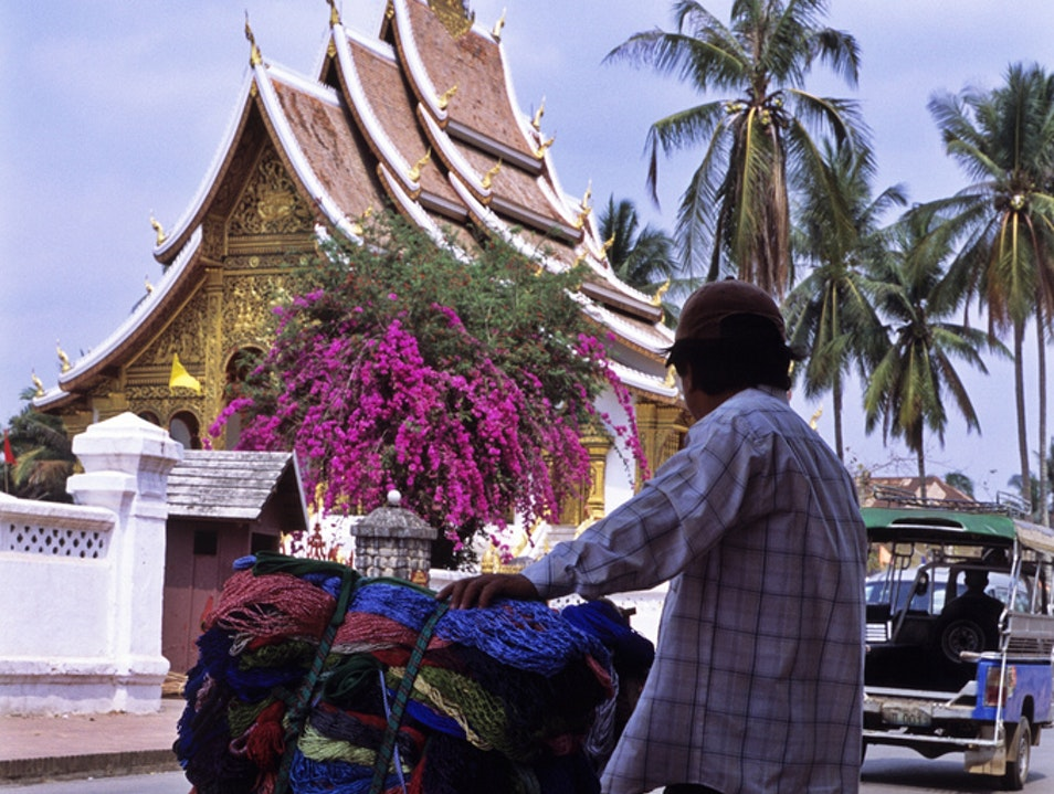 Beating the Heat Luang Prabang  Laos