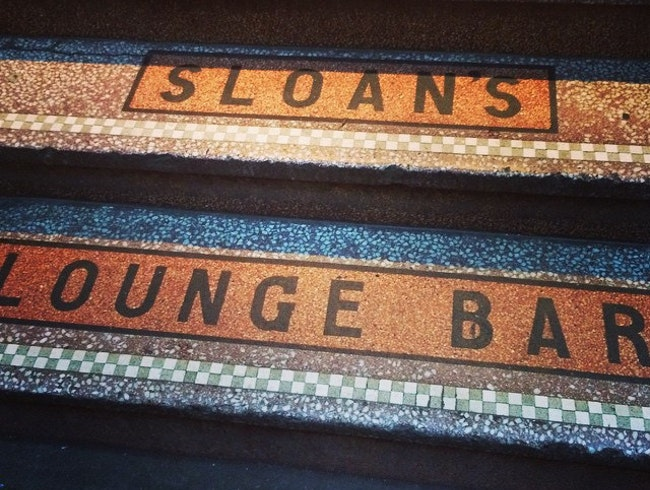Step Back in Time at Sloan's