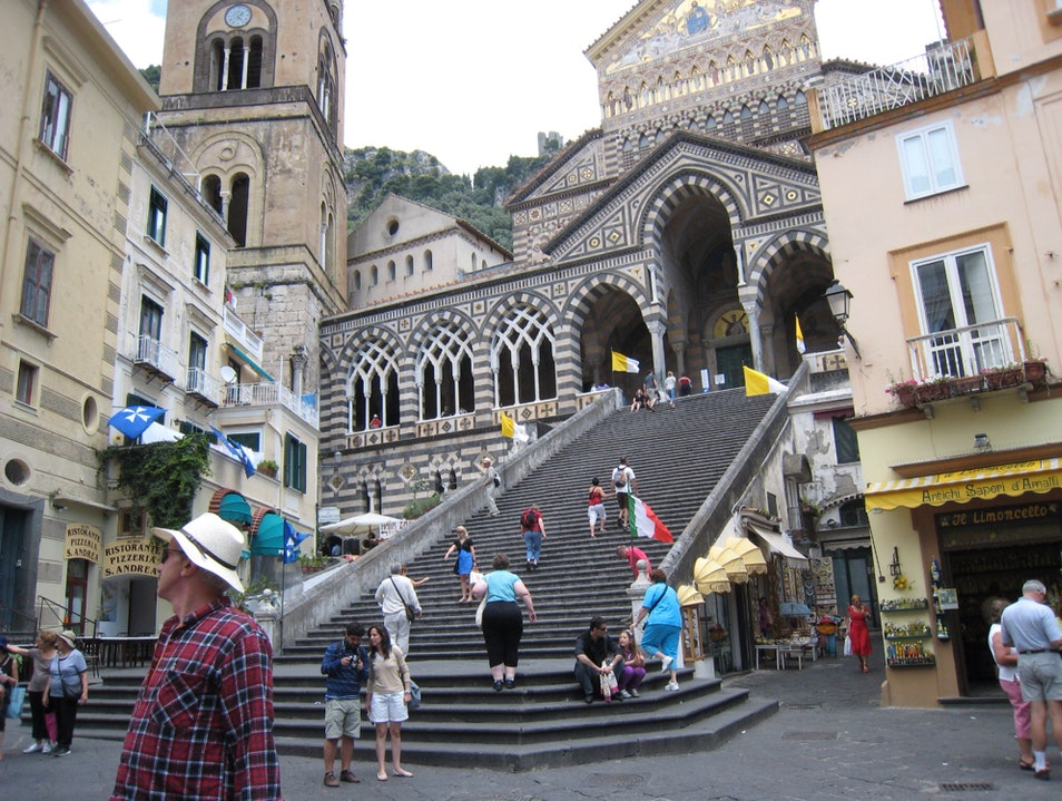 Not Handicapped Accessible Amalfi  Italy