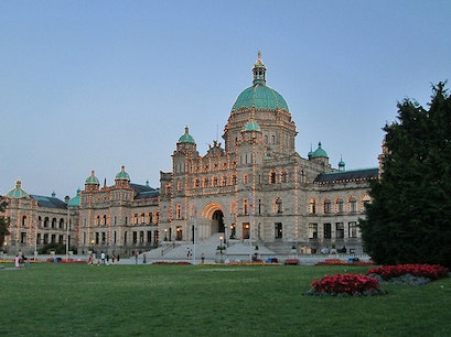 British Columbia Legislature Victoria  Canada