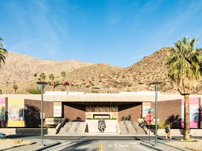 Palm Springs Art Museum Palm Springs California United States
