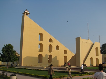 Jantar Mantar Astronomical Observatory Jaipur  India