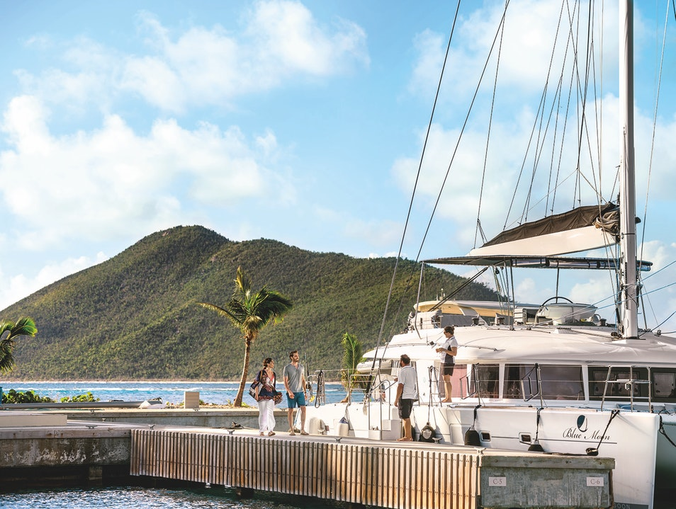 Scrub Island Resort, Spa & Marina   British Virgin Islands