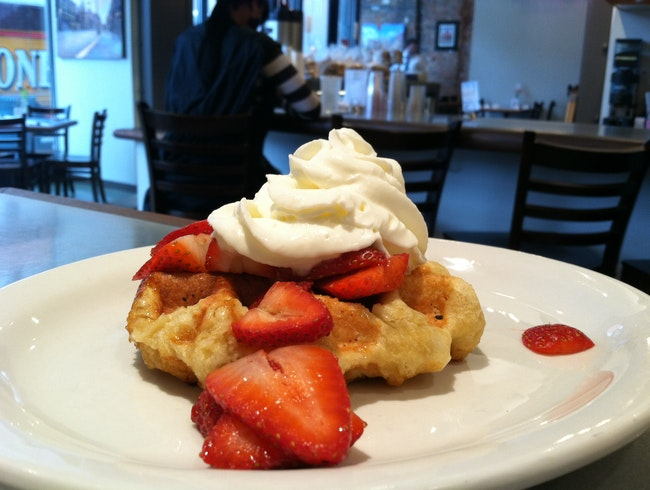 Waffles in Cincy