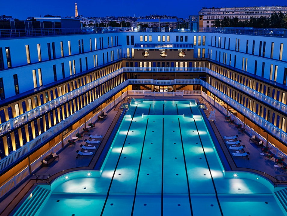 Hôtel Molitor Paris–MGallery by Sofitel Paris  France