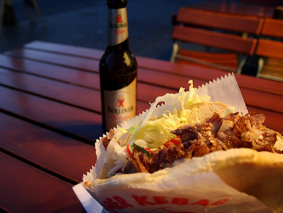 A Kebab for All Hours Berlin  Germany