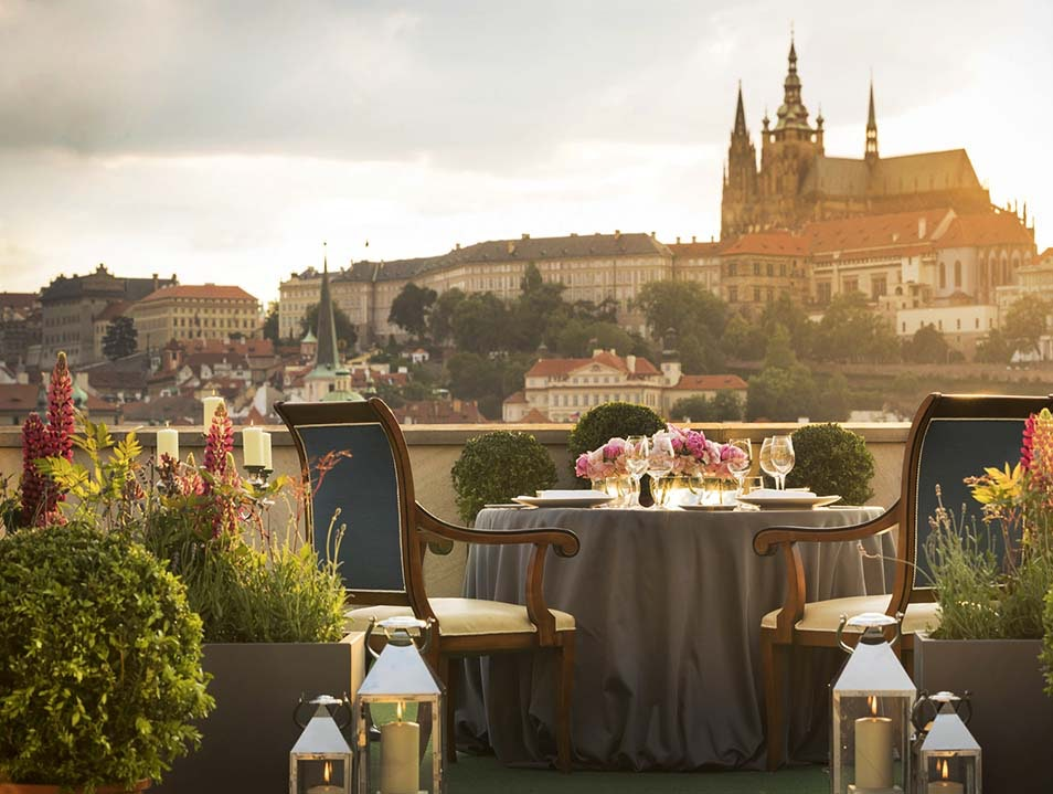 Four Seasons Hotel Prague Prague  Czechia