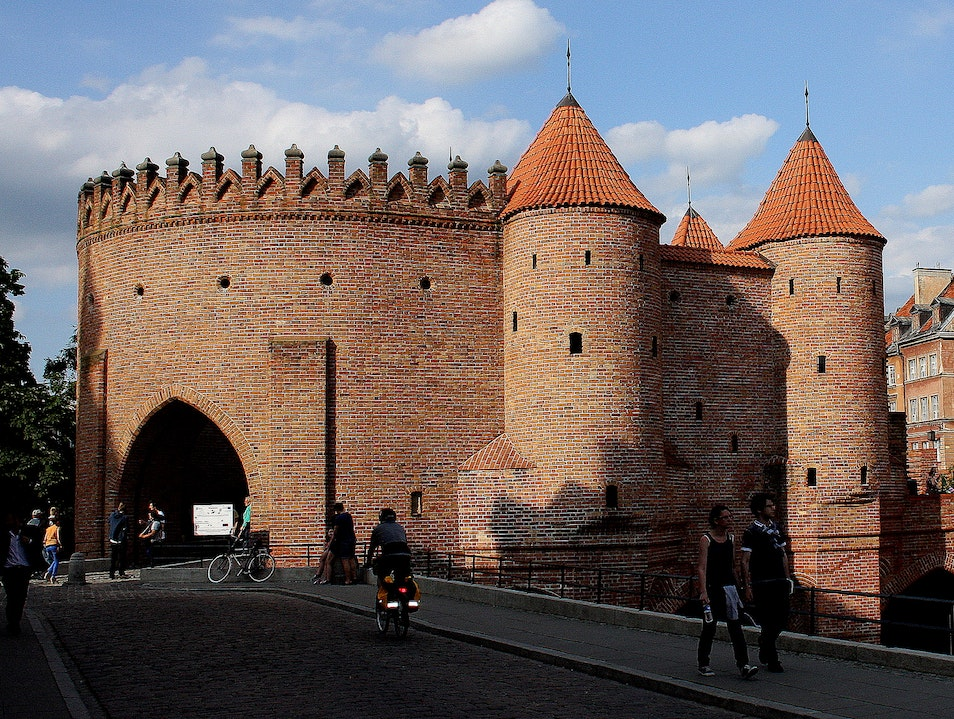 Fortified Outpost Warsaw  Poland