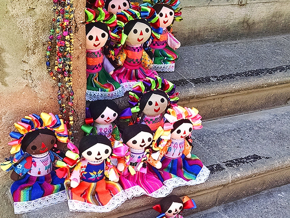 The Otomi Dollmakers of San Miguel San Miguel de Allende  Mexico