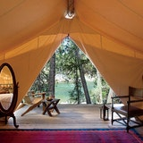 Luxury Camping The Resort at Paws Up