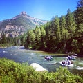 Geyser Whitewater Expeditions Gallatin Gateway Montana United States