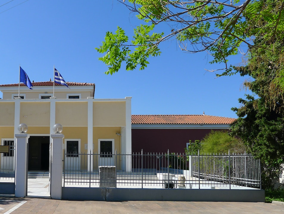 New Archaeological Museum of Mitilíni