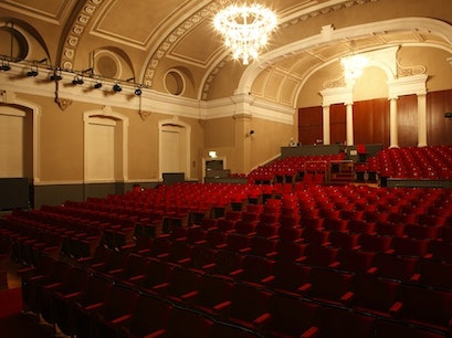 Church Hill Theatre Edinburgh  United Kingdom