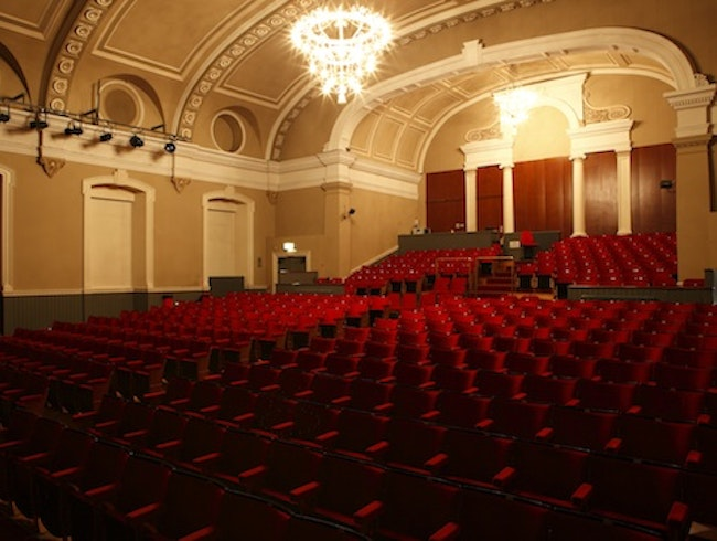 Church Hill Theatre, Edinburgh, Scotland