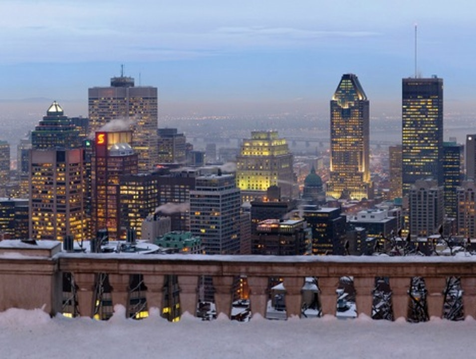 The Best View of Montreal