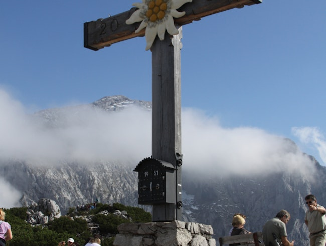 The Edelweiss Cross