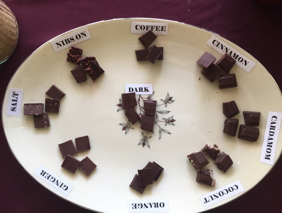 This Chocolate Tour is Required Tasting For Every Chocolate Lover