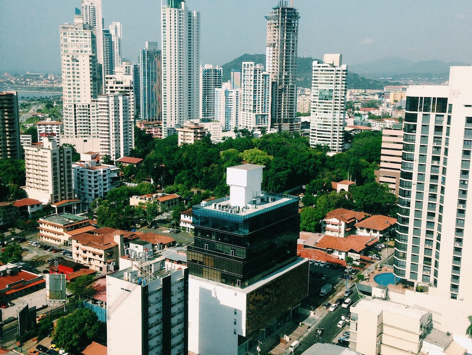 Luxury Hotel in Downtown Panama City