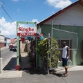 Singh's Roti Christiansted  United States Virgin Islands