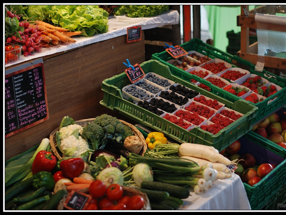 Discover the Freshest Foods at Local Markets Zurich  Switzerland