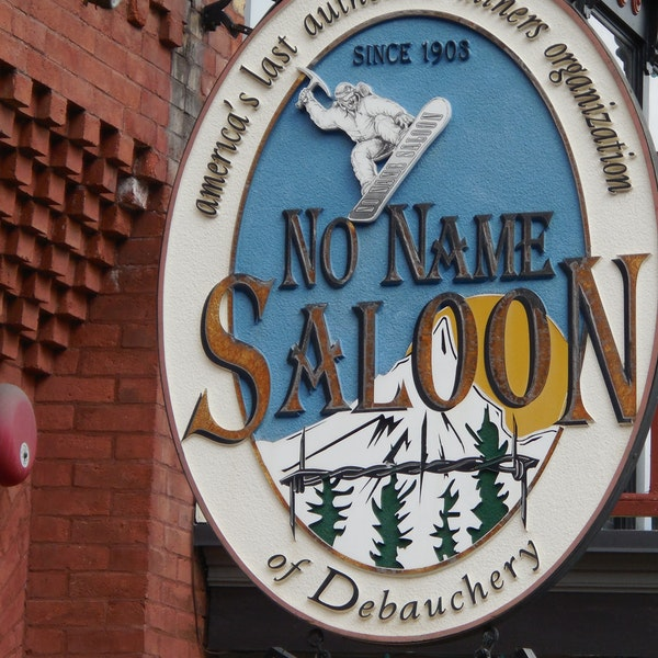 No name saloon and grill park city afar - No name saloon and grill park city ut ...