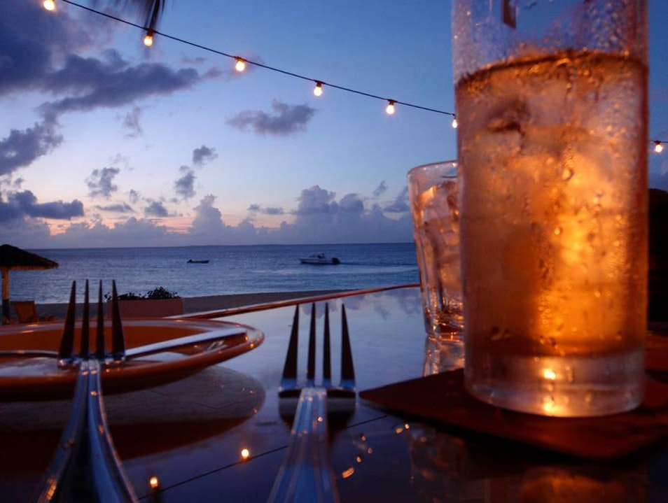 The Most Romantic Dining in Anguilla Collectivity of Saint Martin  Saint Martin
