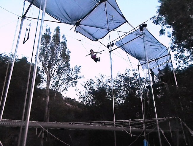 Fly the trapeze in Escondido, CA